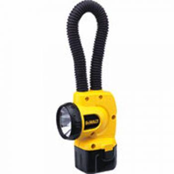 DeWalt 12 V Heavy Duty flexibele accu werklamp